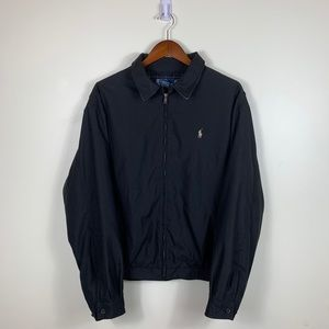 Vintage 90s Polo Ralph Lauren zip up jacket